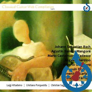Screenshot for Classical Guitar Web Compilation Vol.1