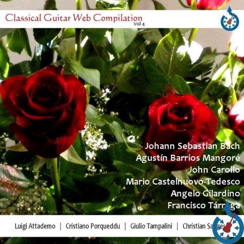 Screenshot for Classical Guitar Web Compilation Vol.4