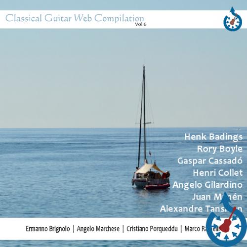 Screenshot for Classical Guitar Web Compilation Vol.6