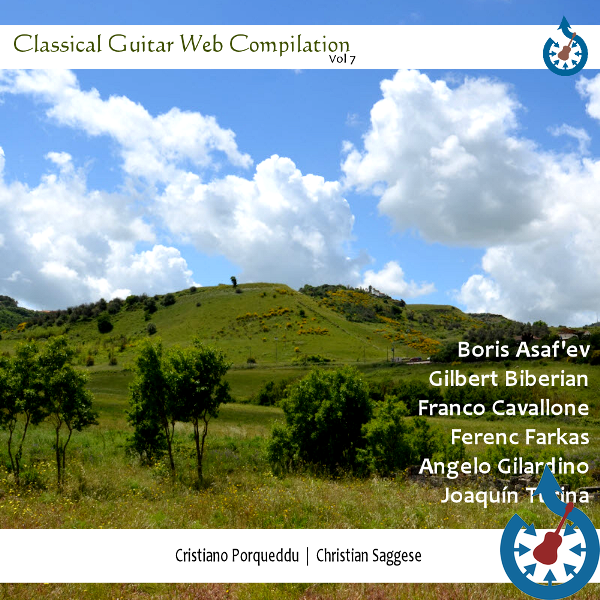 Classical Guitar Web Compilation Vol.7