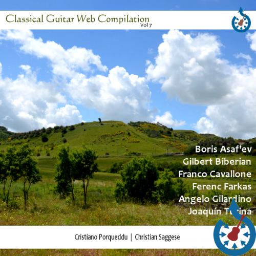 Screenshot for Classical Guitar Web Compilation Vol.7
