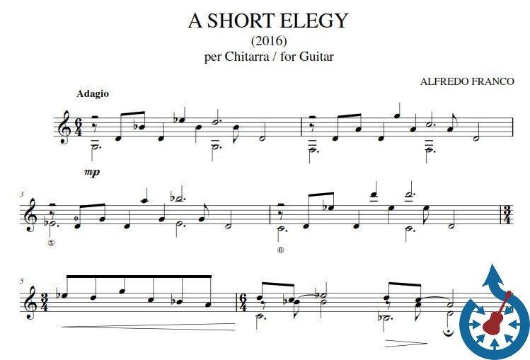 A Short Elegy, Alfredo Franco