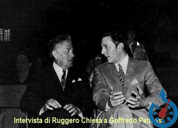 Ruggero Chiesa intervista Goffredo Petrassi