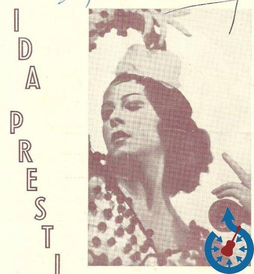 Ida Presti - Concerto in Marocco