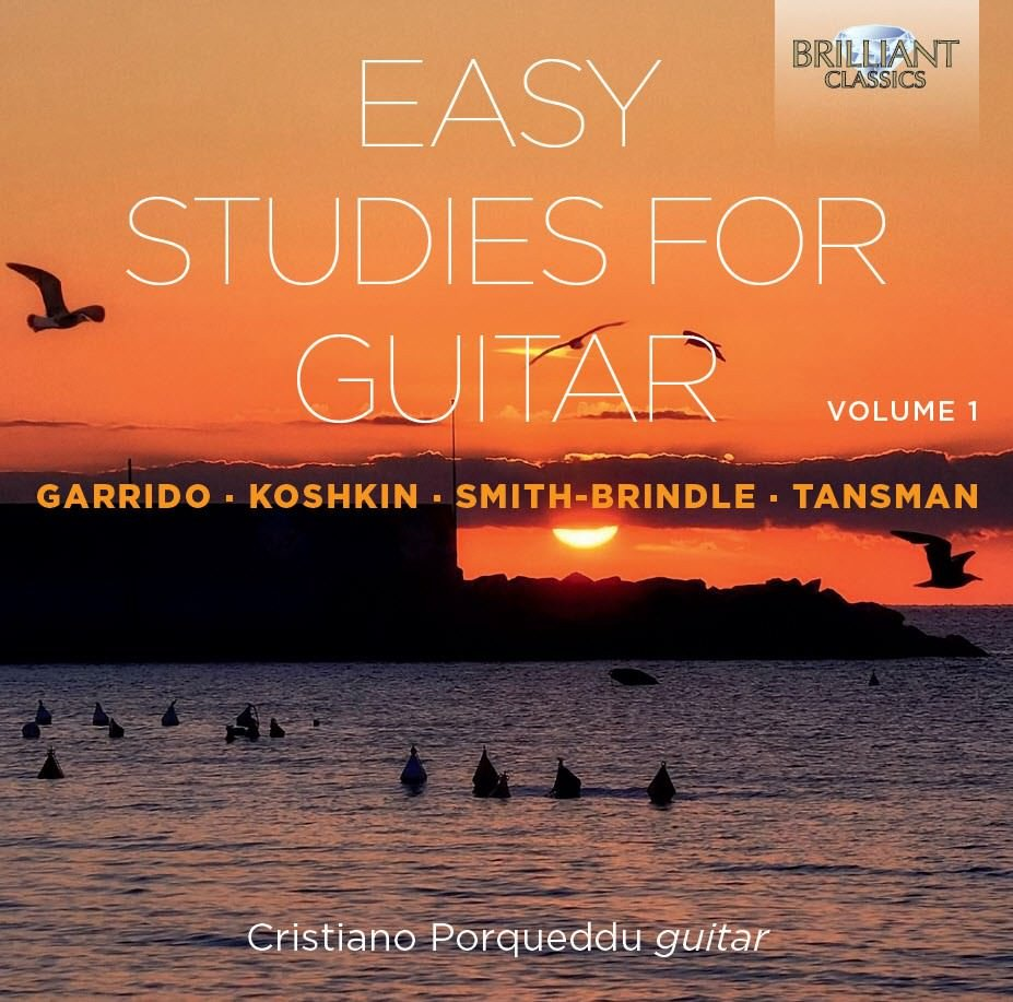 Easy Studies for Guitar Vol.1