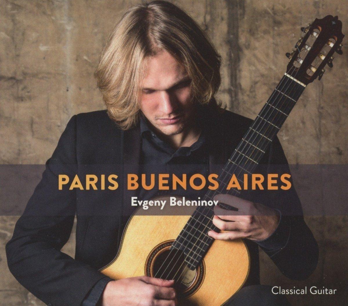 Paris Buenos Aires, Evgeny Beleninov