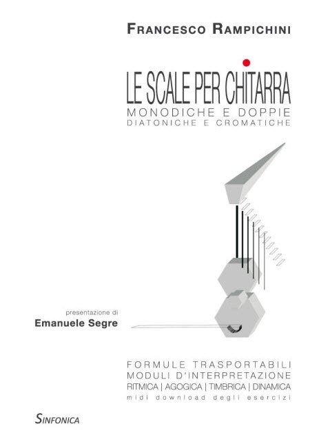 Le scale per chitarra, Francesco Rampichini