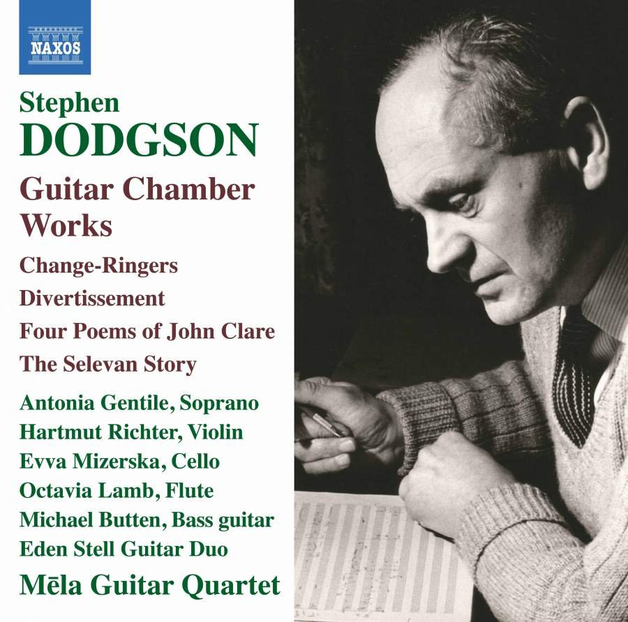 Stephen Dodgson: Guitar Chamber Works