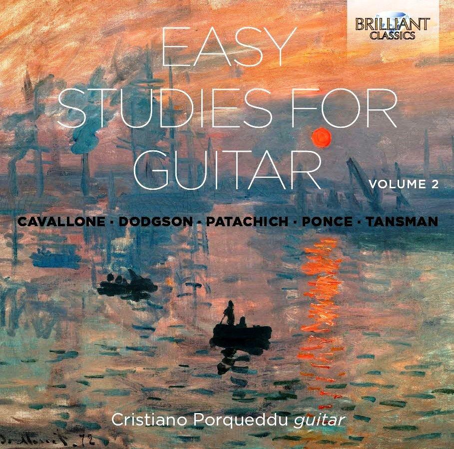 Easy Studies for Guitar Vol.2