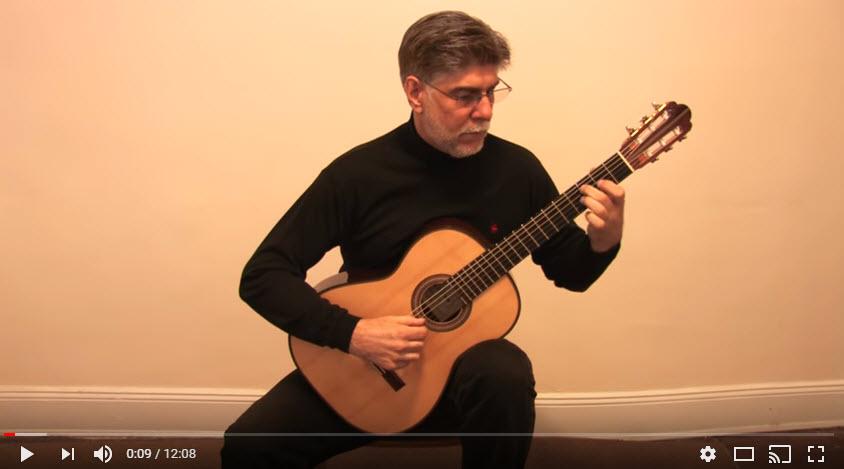 Ten Short Studies in Kaleidoscope, Mark Delpriora