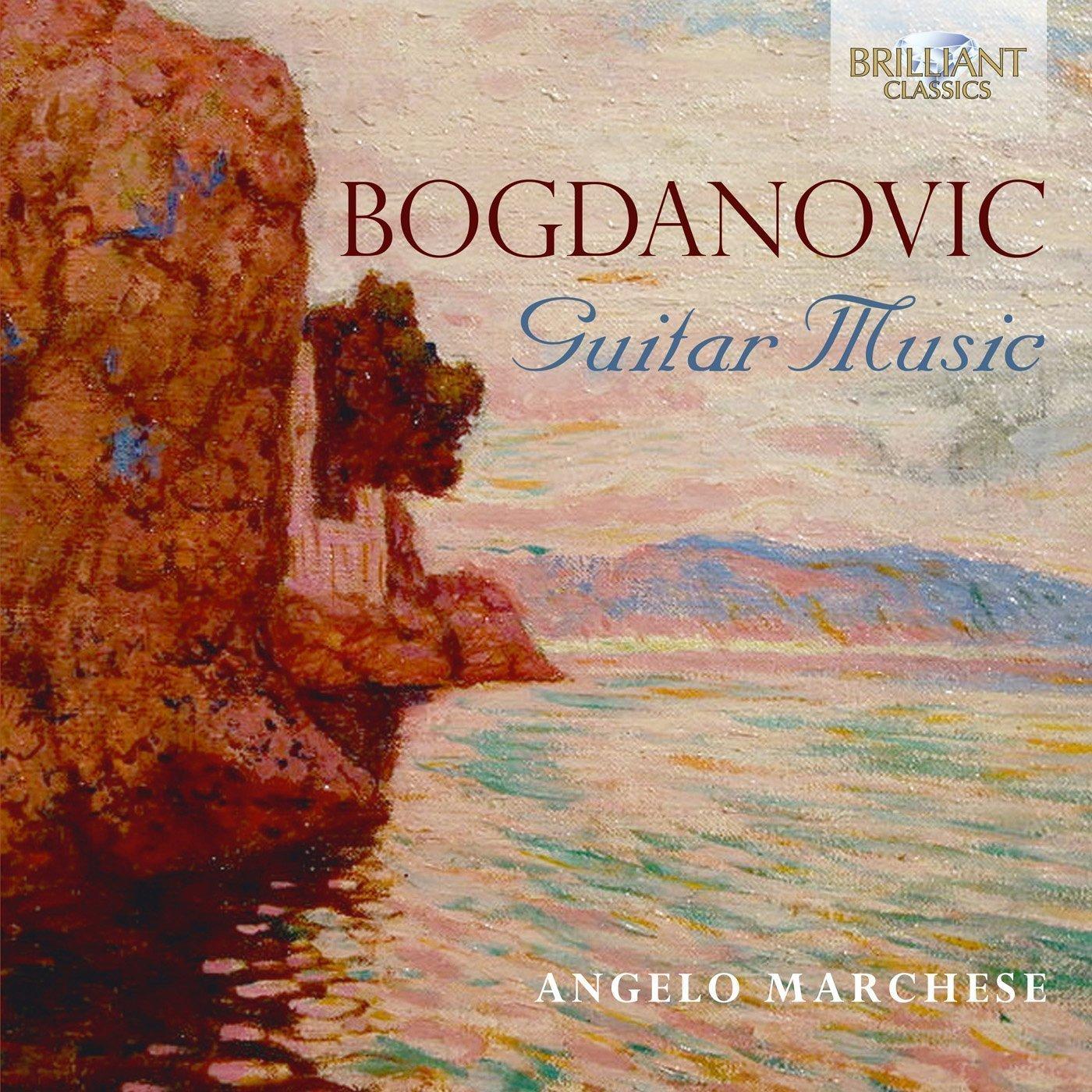 Bogdanović: Guitar Music