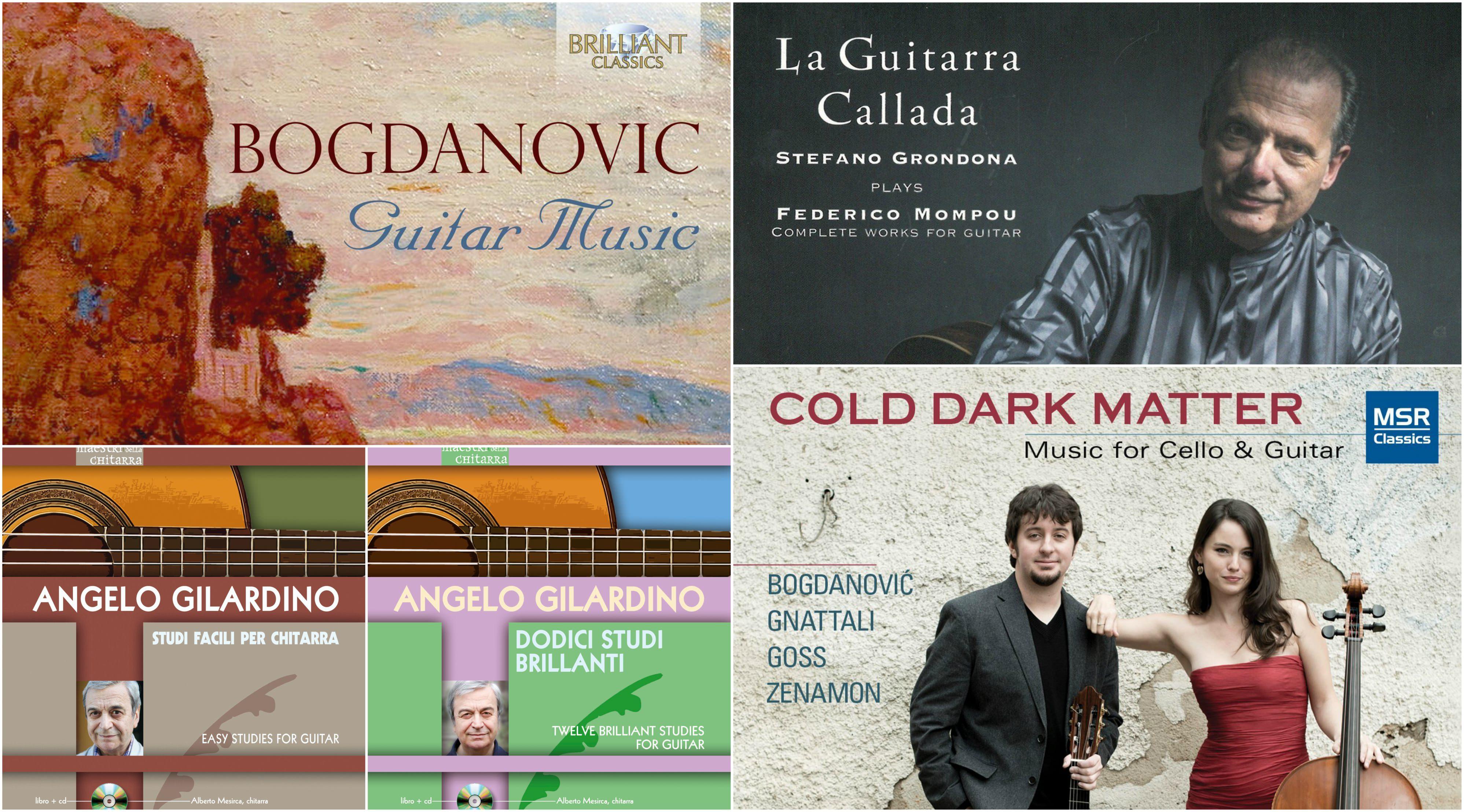 Post in Do you classical guitar? Suggerimenti sul repertorio e discografia