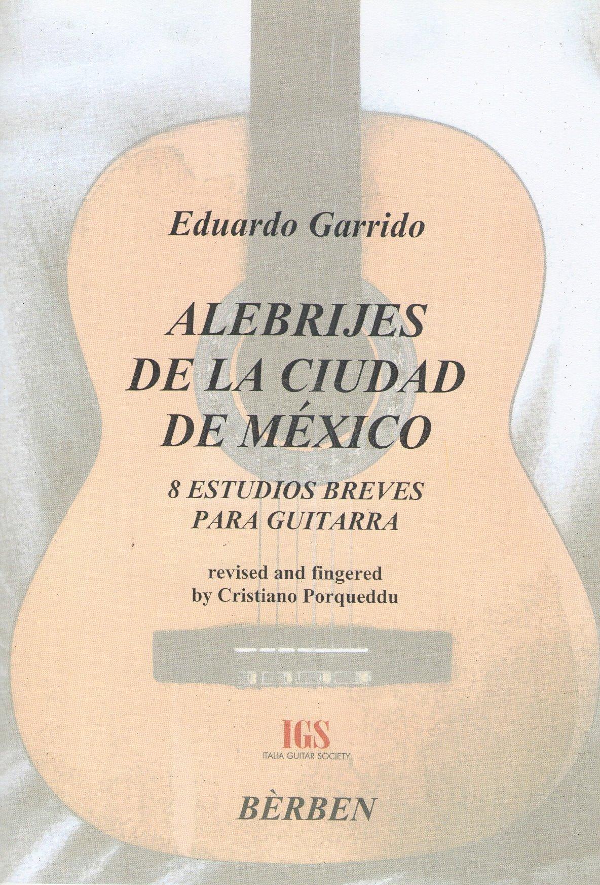 Eduardo Garrido,  Alebrijes de la ciudad de México