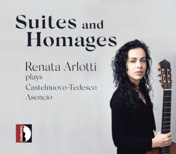 Suites and Homages, Renata Arlotti