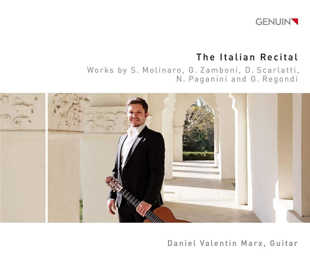 The Italian Recital - Daniel Valentin Marx
