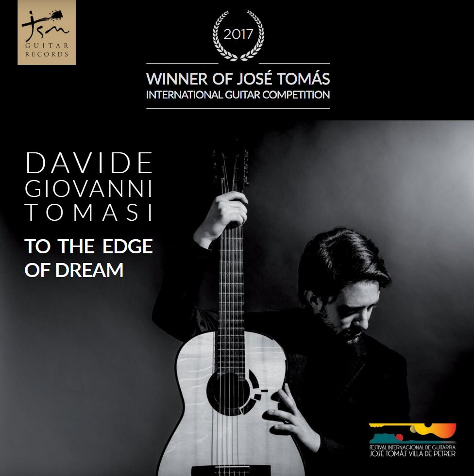 Davide Giovanni Tomasi - To the edge of dream