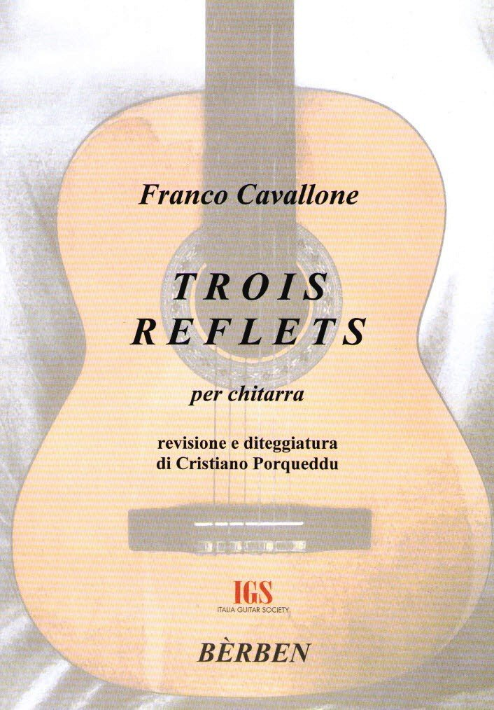 Franco Cavallone, Trois Reflets