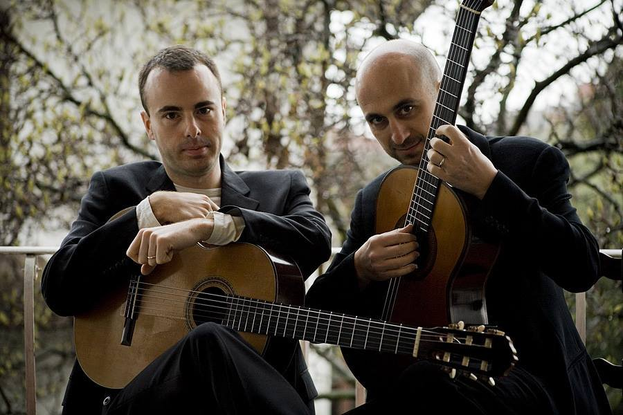 SoloDuo in concerto