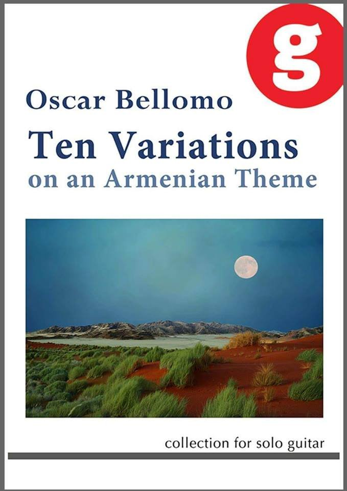 Oscar Bellomo, Ten Variations on an Armenian Theme