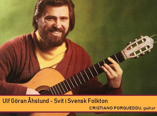 Svit i Svensk Folkton, Ulf Göran Åhslund