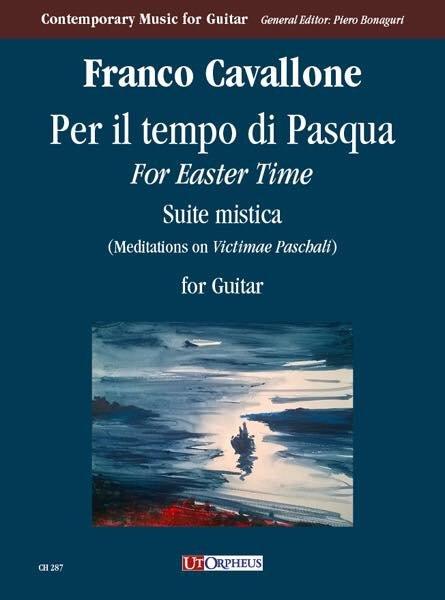 Franco Cavallone, Per il Tempo di Pasqua