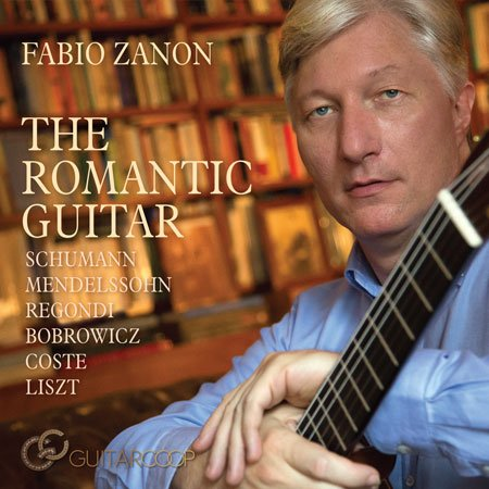 Romantic Guitar, Fabio Zanon