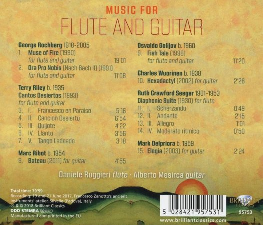 Music for Flute and Guitar Ruggeri Mesirca - TL.jpg
