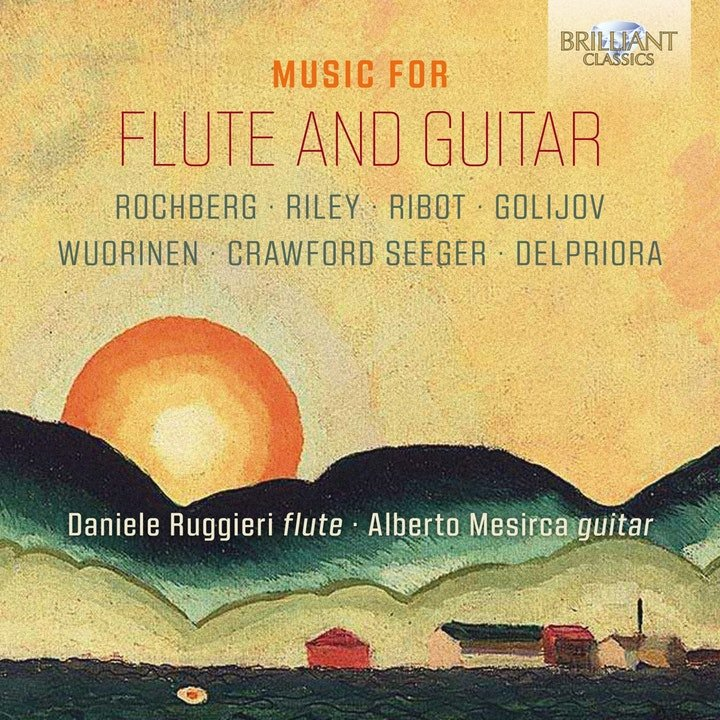 Music for Flute and Guitar - Ruggeri-Mesirca