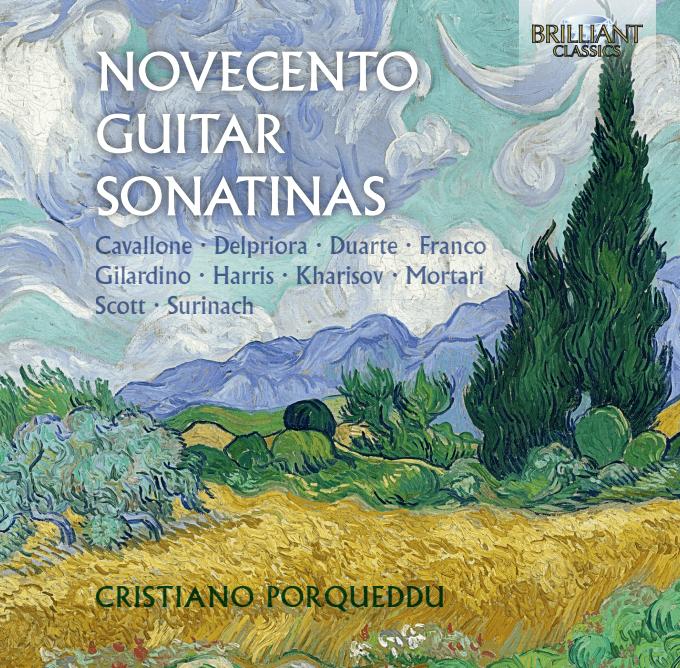 Novecento Guitar Sonatinas, Cristiano Porqueddu