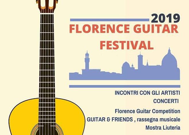 Florence Guitar Festival 2019