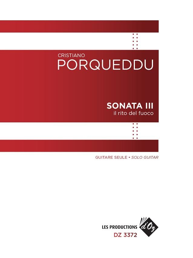 Sonata III: Il rito del fuoco, Cristiano Porqueddu