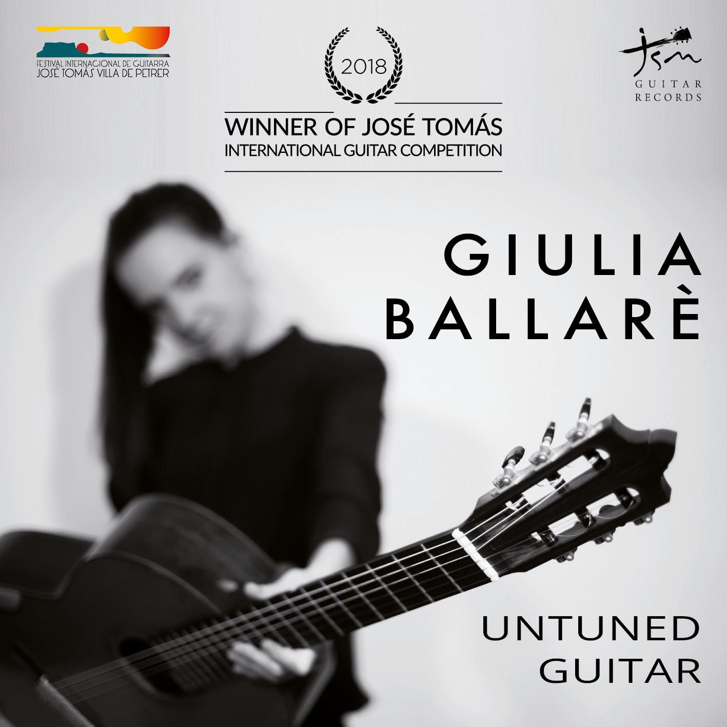 Untuned Guitar, Giulia Ballarè