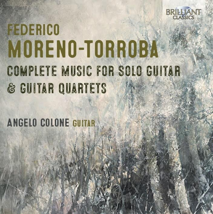 Moreno-Torroba Complete Music for Guitar