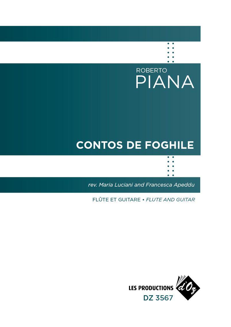 Contos de Foghile, Roberto Piana