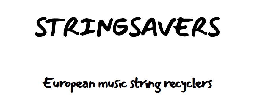 Ricicla le corde della chitarra in Europa