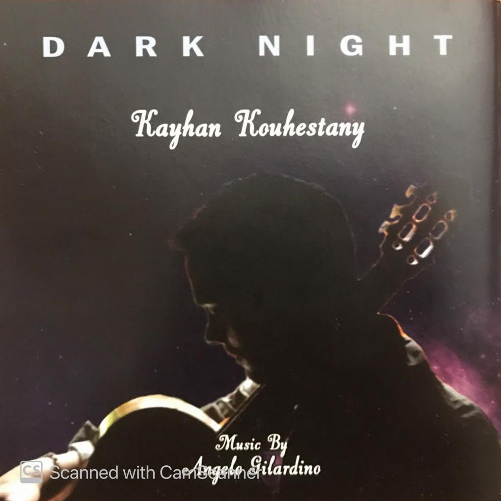 Dark Night, Kayhan Kouhestany