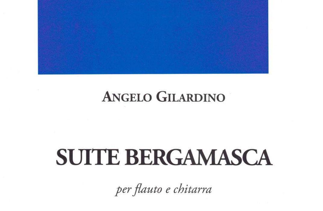 Angelo Gilardino, Suite Bergamasca