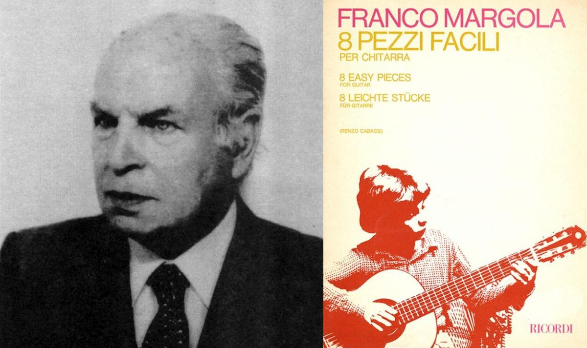Franco Margola, Otto Pezzi Facili