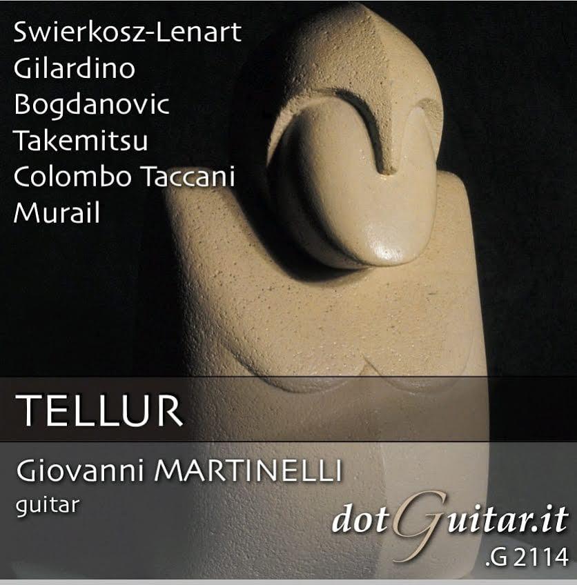 Tellur, Giovanni Martinelli
